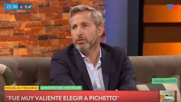 """Rogelio Frigerio: """"El kirchnerismo y su prepotencia hacen que vayamos creciendo en las encuestas"""""""