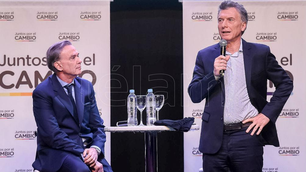 El equipo de Macri organiza cuatro cierres de campaña para la semana próxima