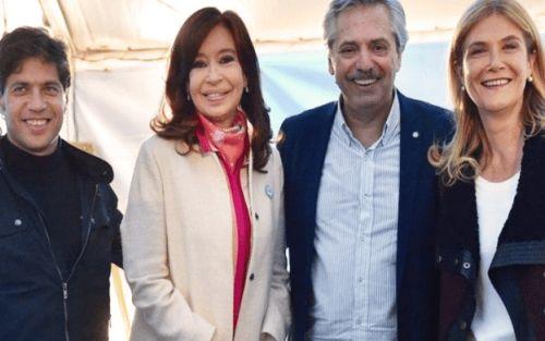 Cristina Kirchner y Alberto Fernández ya tienen bunker