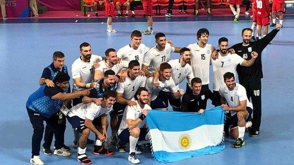 Juegos Panamericanos: Argentina venció a Chile en handball y consiguió el pase a semis