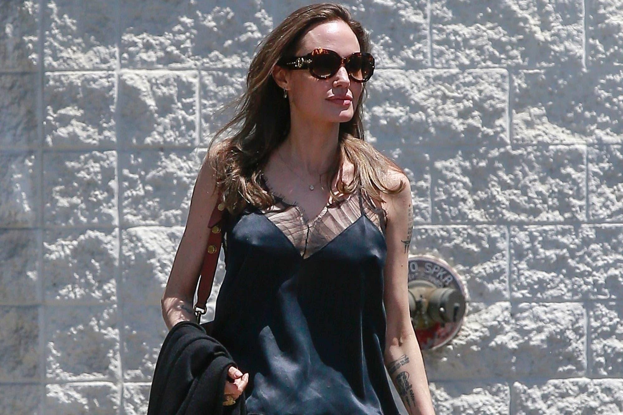 """Angelina Jolie ya """"trabaja duro"""" para interpretar a Thena en Los Eternos"""