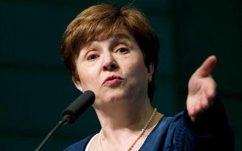 El FMI tiene nueva directora general: la búlgara Kristalina Georgieva