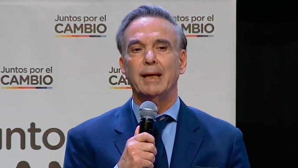 """Para Pichetto, """"esta elección terminará con el kirchnerismo en la Argentina"""""""