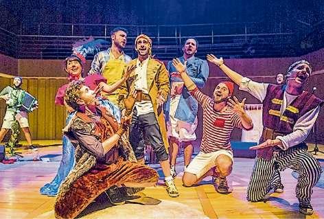 La sonada aventura de Ben Malasangüe: piratas en La Boca y una gran alegría musical