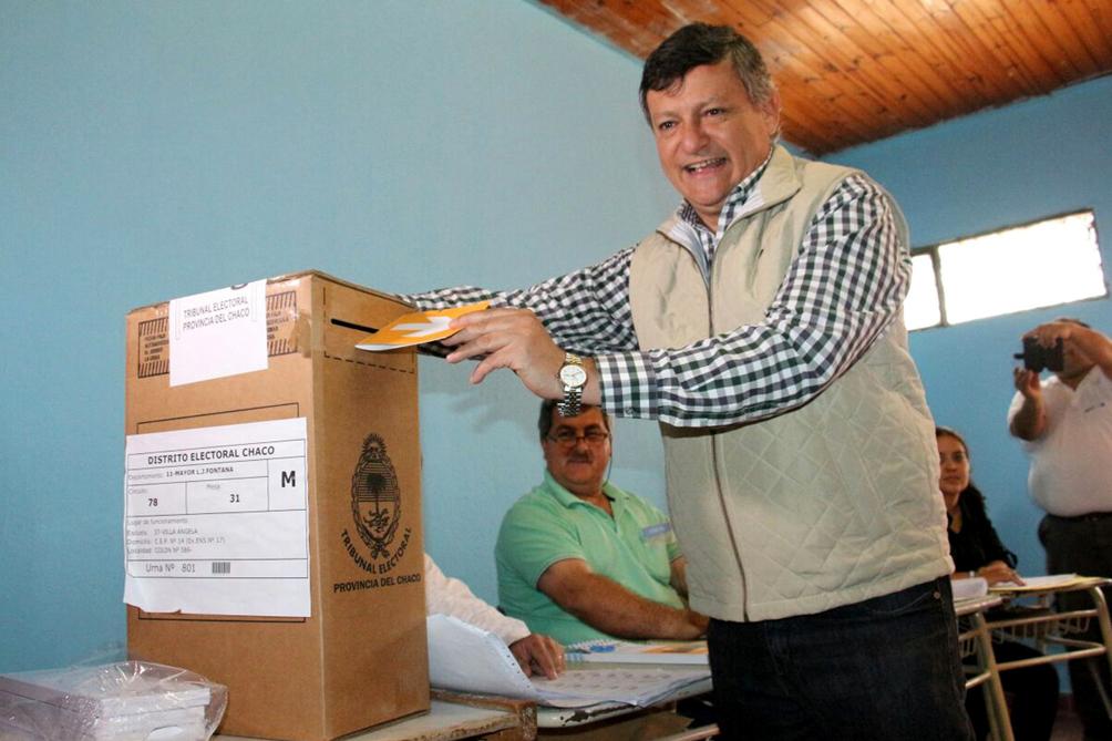 Peppo afirmó que le ganará a Capitanich por la candidatura a senador nacional