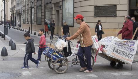 Aumentó el número de personas en situación de calle en la Ciudad de Buenos Aires