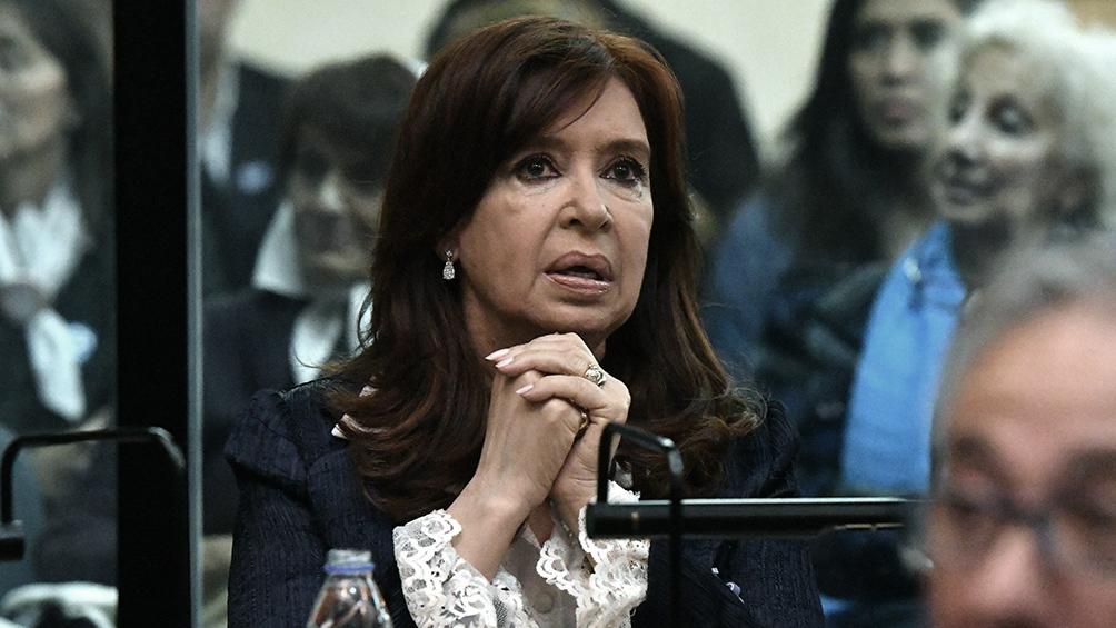 Sin Cristina Fernández en la sala, se reanuda el juicio por la obra pública en Santa Cruz