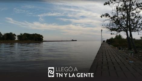 Sin motor y a la deriva, la principal hipótesis sobre los pescadores desaparecidos en Punta Lara