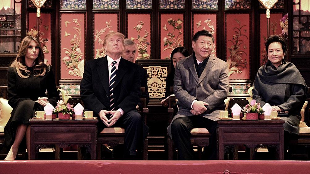 La guerra comercial entre China y EE.UU. dispara el riesgo país