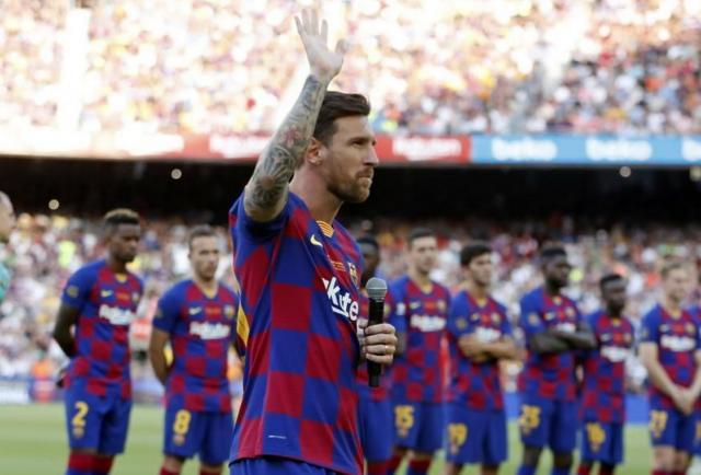 Leo Messi, el jefe soñado para los niños españoles