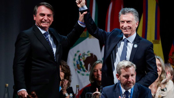 Argentina volvió a tener superávit comercial con Brasil en julio