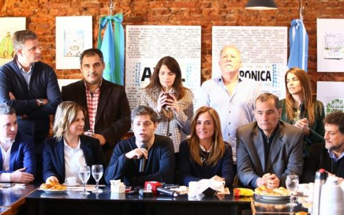"Kicillof apuntó a Vidal: ""Se dedicó a defender a un solo bonaerense, que es Mauricio Macri"""