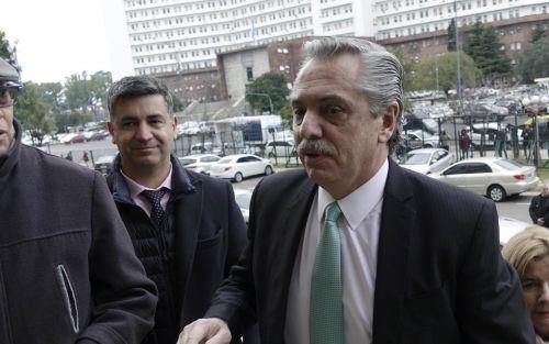 """Fernández contra el gobierno y Smartmatic: """"Están organizando algo nada transparente"""""""