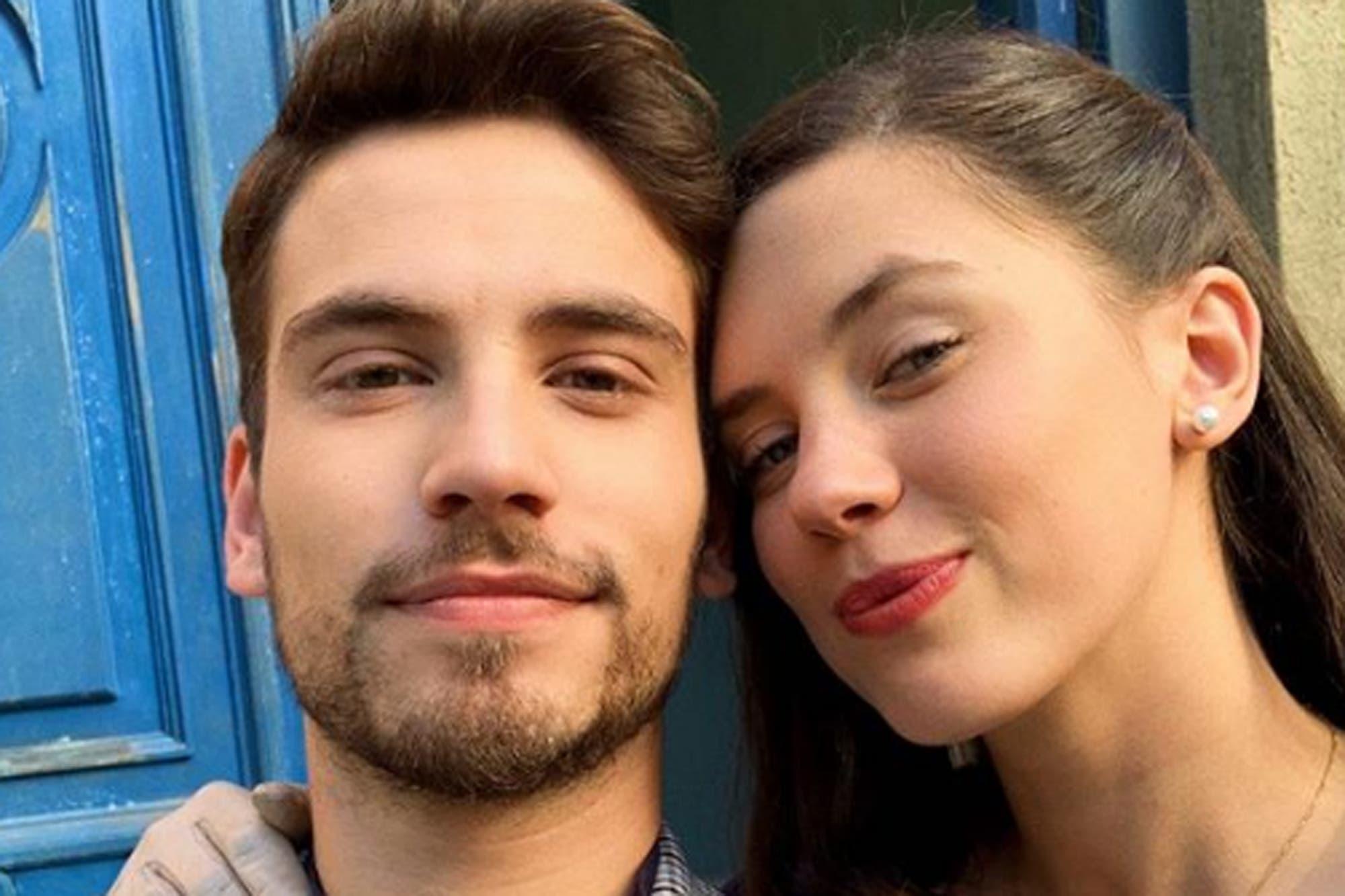 "Delfina Chaves, sobre Albert Baró: ""No sé si sigue estando de novio"""