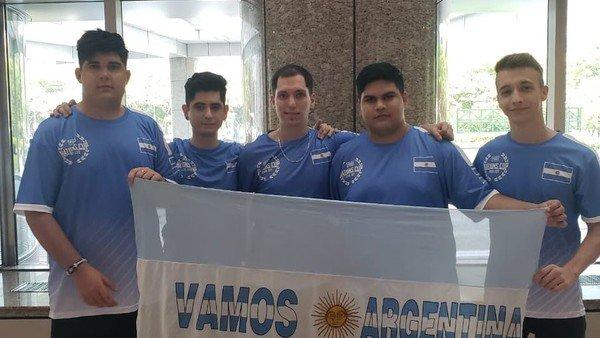 PUBG Nations Cup: la Selección Argentina compite en el Mundial del videojuego que inspiró a Fortnite