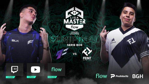 Liga Máster Flow: cuatro equipos argentinos definen su pasaje a la gran final de League of Legends