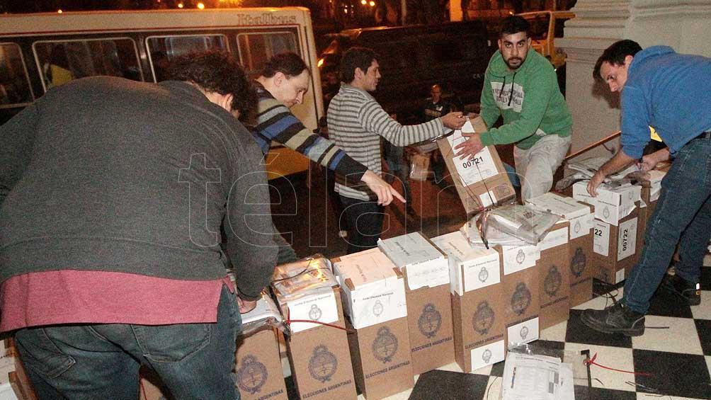 El escrutinio definitivo de las elecciones demandará entre 10 y 15 días