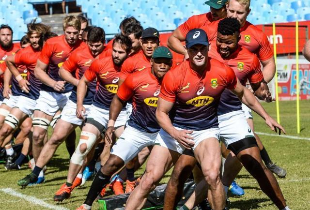 Sudáfrica sumó cinco jugadores para el test ante Los Pumas