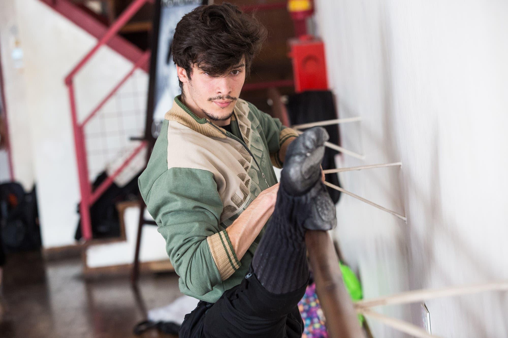 Ciro Mansilla: de Paraná a Stuttgart, una historia de talento y superación