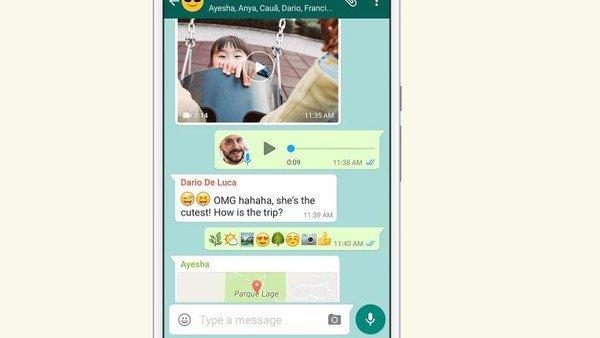 WhatsApp prueba los animojis que se hicieron famosos en iPhone