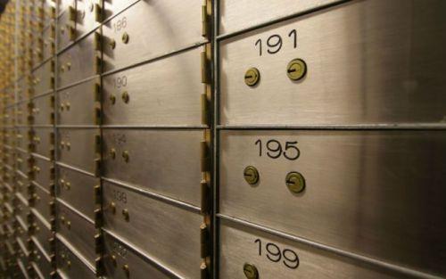 Sube demanda por cajas de seguridad y caen depósitos