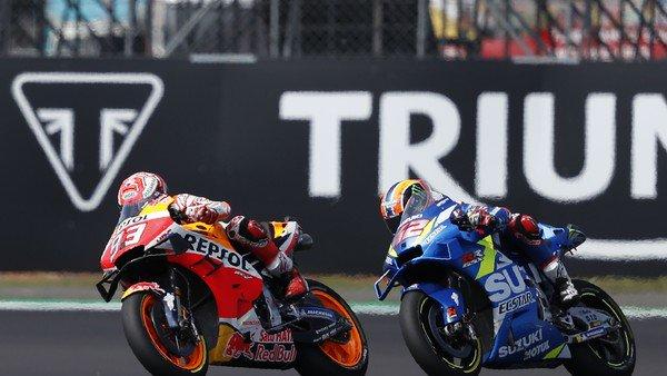 Un final espectacular en el MotoGP: la victoria se decidió por una centésima de segundo