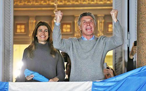 El reperfilamiento emocional de Macri