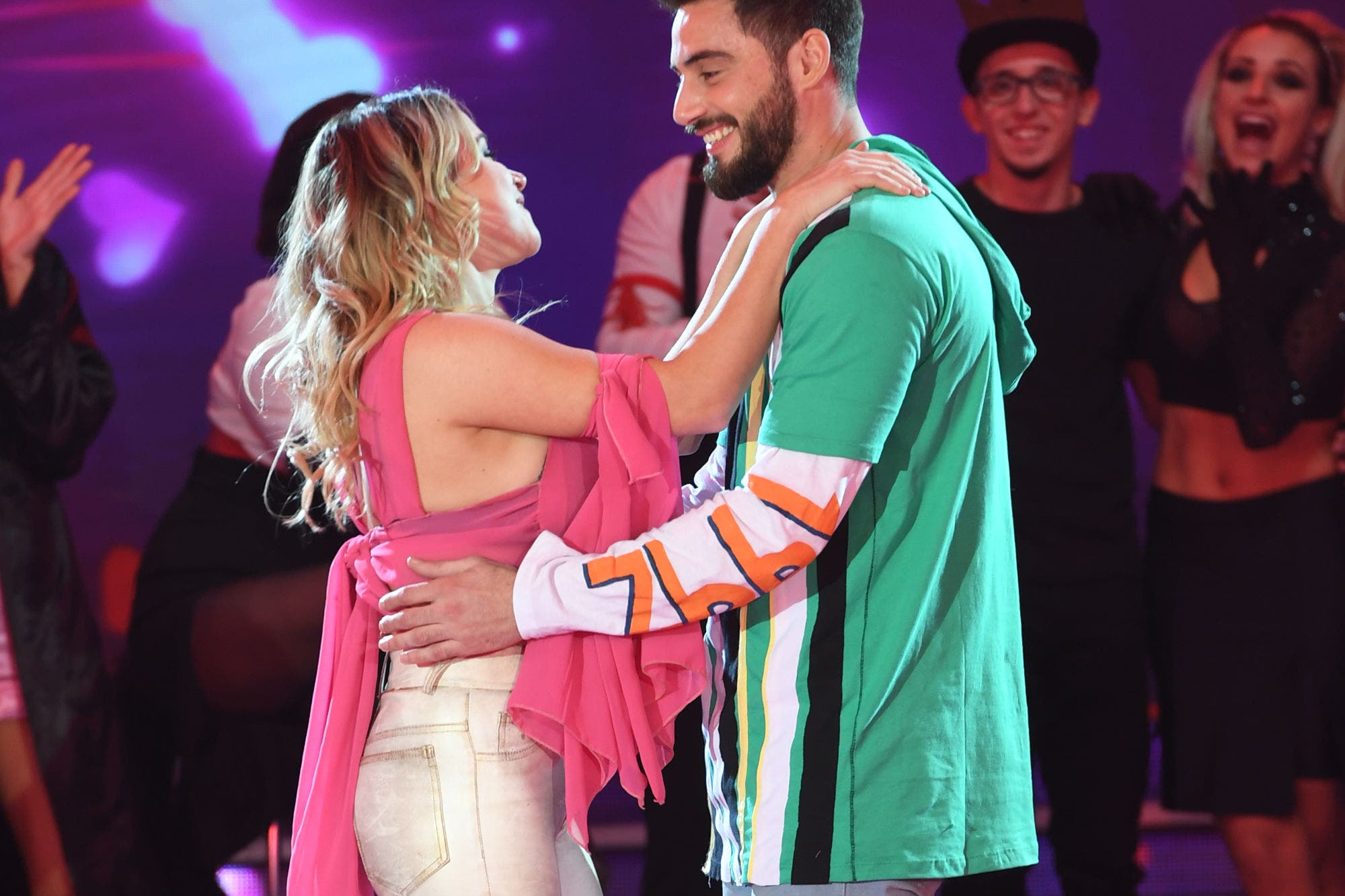 ShowMatch 2019: Flor Vigna, firme junto a Mati Napp, mientras Sofía Pachano y Nico Occhiato bailan un lento