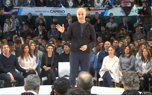 """Larreta quiere """"sumar más votos"""" y rearma su campaña para evitar el ballottage"""