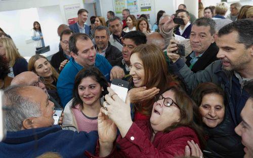 La militancia convoca a llenar una plaza de Morón para festejar el cumpleaños de Vidal