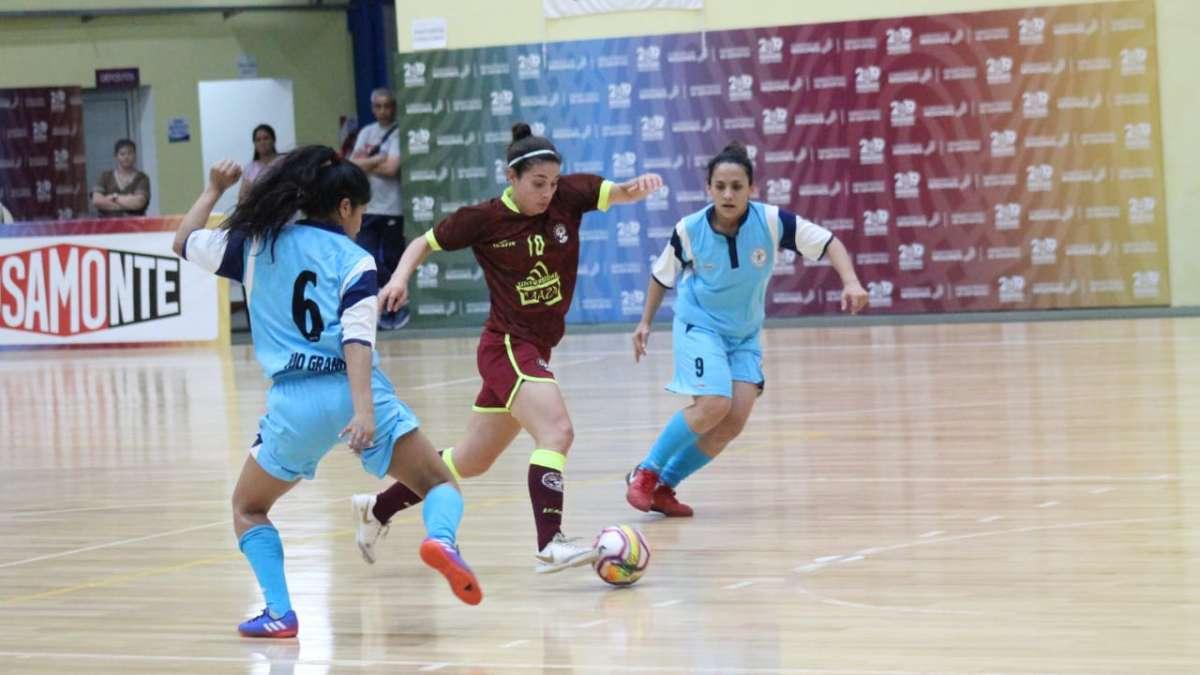 Campeonas: sexta corona para Mendoza