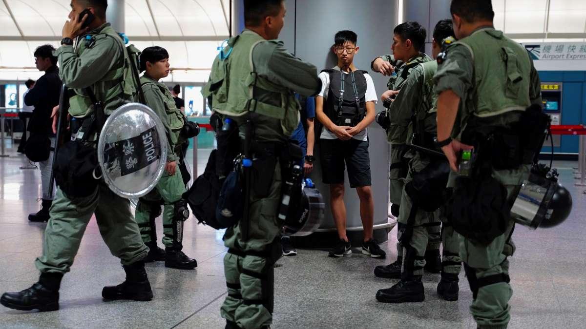 Hong Kong: frustran protestas