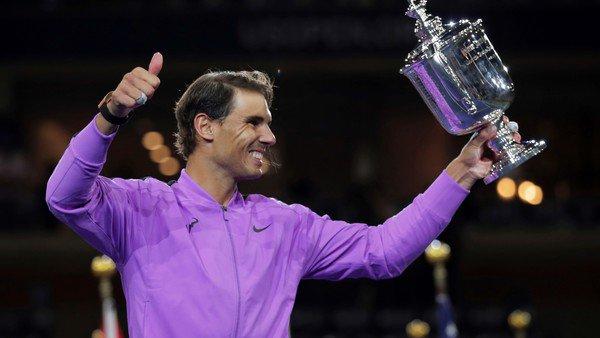 Rafael Nadal prometió volver por más, elogió a Medvedev y no se olvidó de Luis Enrique
