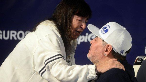 """Diego Maradona: """"Pensé que me iba a explotar el corazón cuando entré a la cancha"""""""