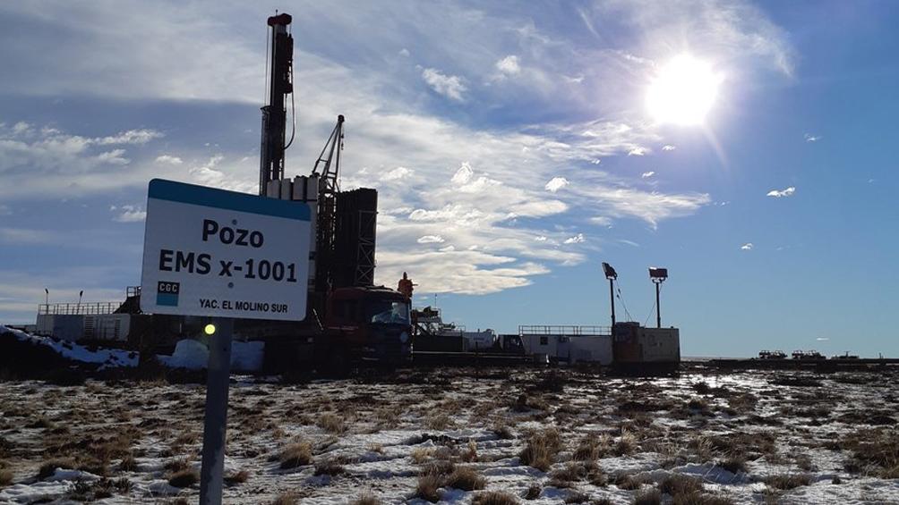 Petrolera británica avanza en la perforación de su primer pozo santacruceño
