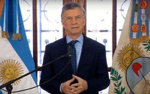 """Tras su viaje a Salta, Mauricio Macri encabezó un acto por """"Rutas Sanmartinianas"""""""