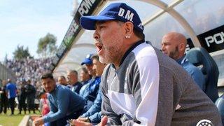 La frase con la que Diego intentó motivar al equipo: al final, Gimnasia perdió 2-1 contra Racing
