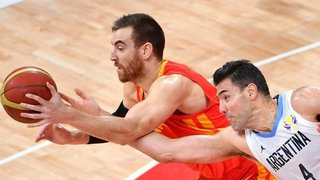 ¡Inmensos, pese a todo! La selección de básquet no pudo contra España y perdió la final