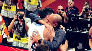 El emotivo abrazo del alma entre Scola y Ginobili que conmovió a todo el mundo