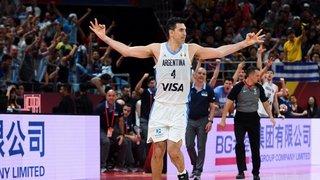 Argentina finalista del Mundial de básquet: histórico 80 a 66 a Francia