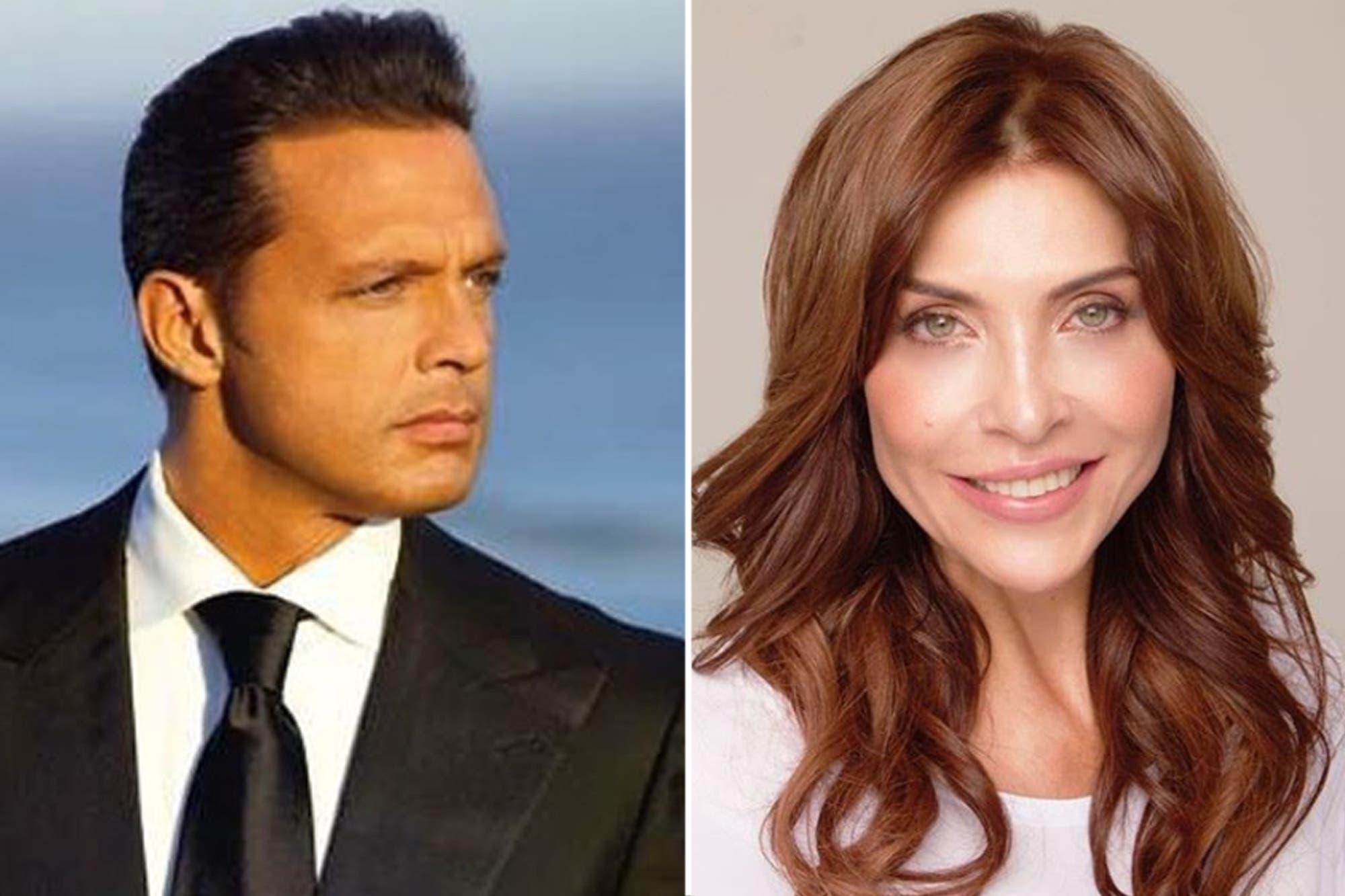 """Lorena Meritano, sobre su relación con Luis Miguel: """"Él es muy romántico, muy caballero"""""""