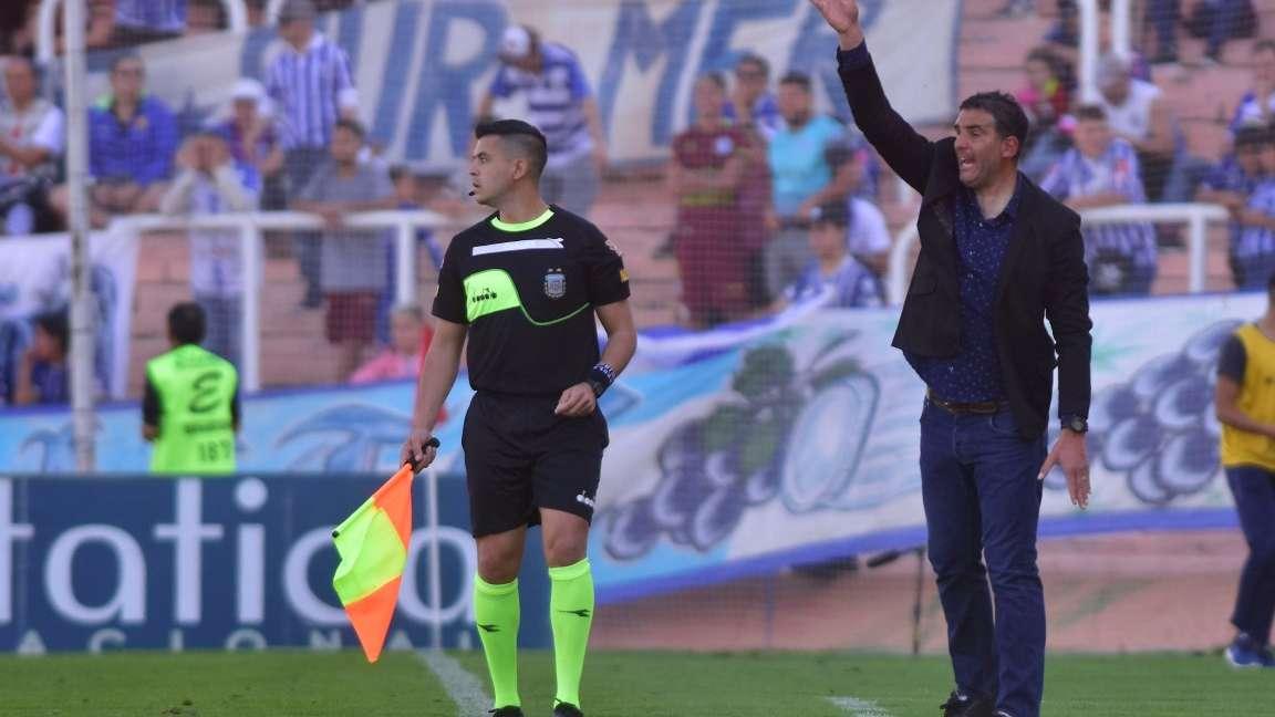 Javier Patalano tiene las horas contadas en Godoy Cruz