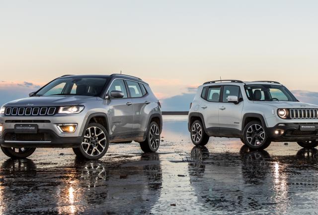 De la mano de buenos productos, Jeep logra históricas ventas en Argentina
