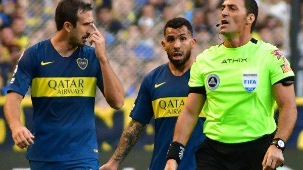 Superliga: Mauro Vigliano será el árbitro de San Lorenzo-Boca