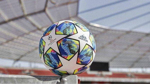 """Adidas opta por """"una explosión de colores"""" para la nueva pelota de la Champions"""