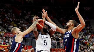 Quiénes son los cinco cracks franceses que juegan en la NBA y enfrentarán a la Argentina