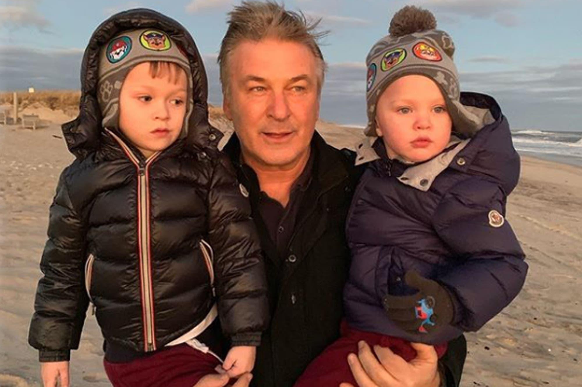 Alec Baldwin será padre por sexta vez, a los 61 años