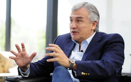 """Gerardo Morales: """"Si María Eugenia Vidal desdoblaba las elecciones, hubiera ganado"""""""