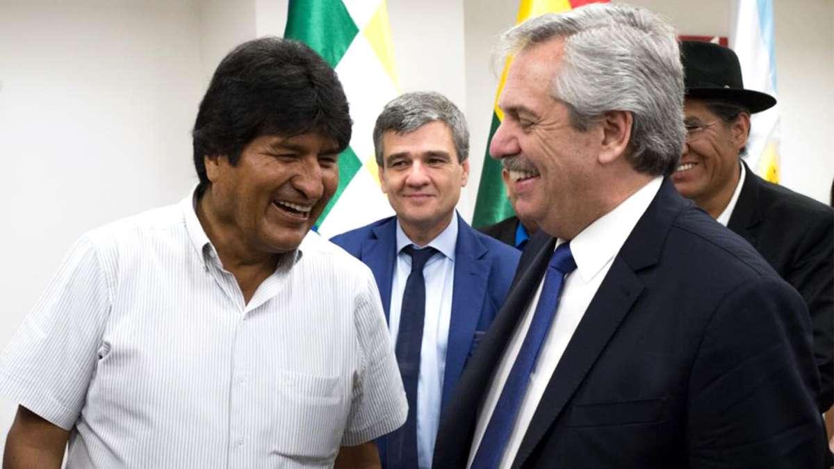 Alberto Fernández habló sobre la situación de Bolivia y denunció que hubo golpe de Estado