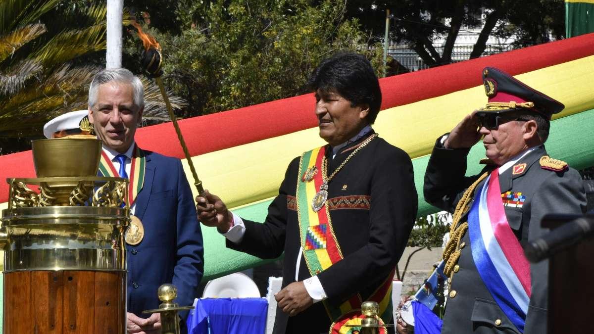 Ante la renuncia de Evo Morales, ¿quién asumirá la presidencia de Bolivia?